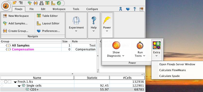 R-Tools in FlowJo | FlowJo v10 0 7 Documentation -